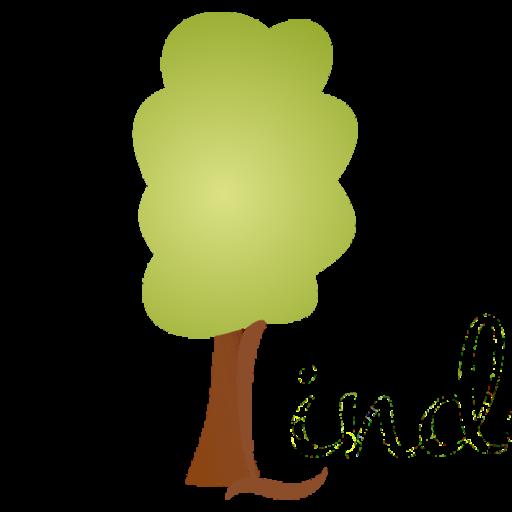 biohotel Lindengut Baum aus Logo