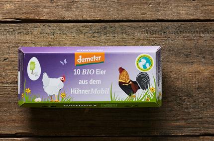 Biohotel Lindengut Dipperz Demeter Landwirtschaft Bio Eier