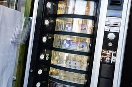 Biohotel Lindengut Dipperz Bio-Automat