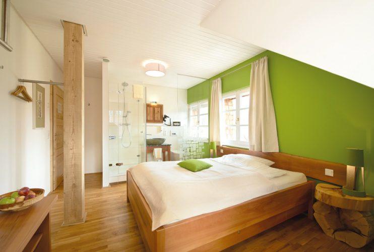 Biohotel Lindengut Nachhaltiges Hotel